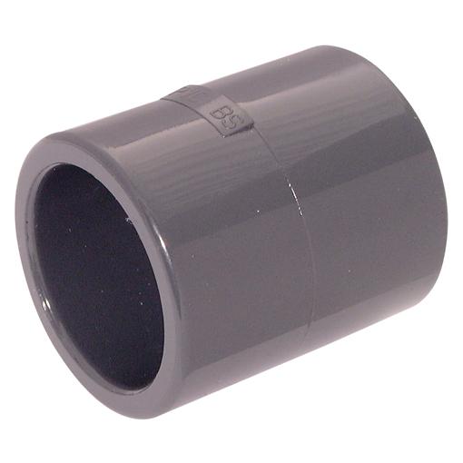 SO14-40114-UPVC-40MM-amp-1-1-4-034-UPVC-ADAPTOR-SOCKET-UPVC-Nylon-amp-Polypro-Fitti