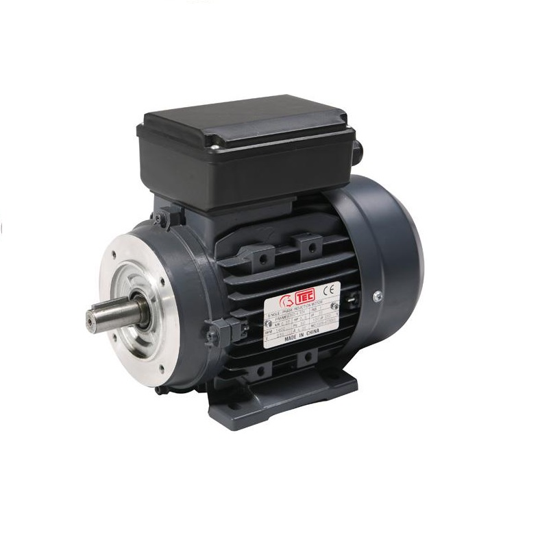Three phase electric motor 2 for Two phase electric motor